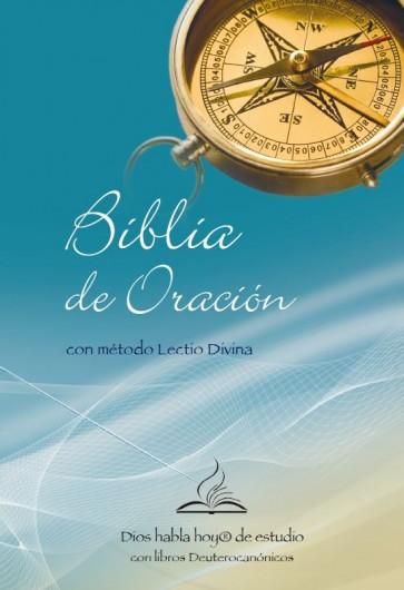 Biblia de Oración con método Lectio Divina