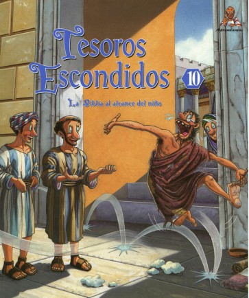 Tesoros escondidos. Volumen 10
