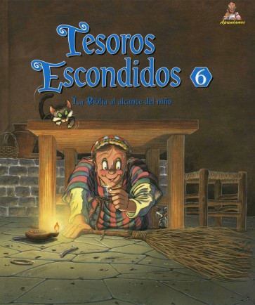 Tesoros escondidos. Volumen 6