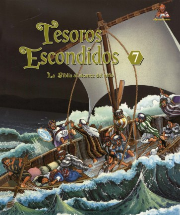 Tesoros escondidos. Volumen 7