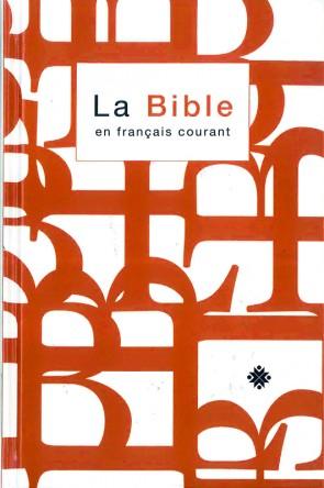 La Biblia en común con notas en francés , con los libros deuterocanónicos