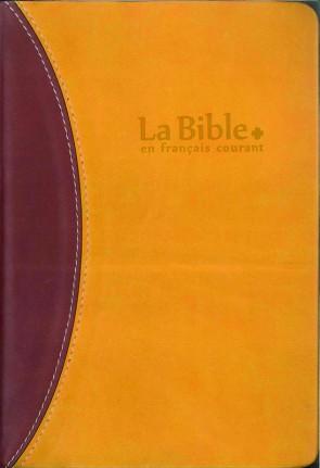 La Biblia en el actual francés sin notas, con los libros deuterocanónicos