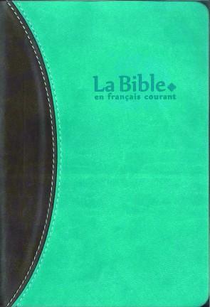 La Biblia en el actual francés sin notas, sin los libros deuterocanónicos