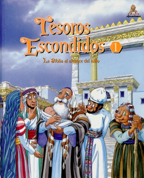 Tesoros escondidos. Volumen 1