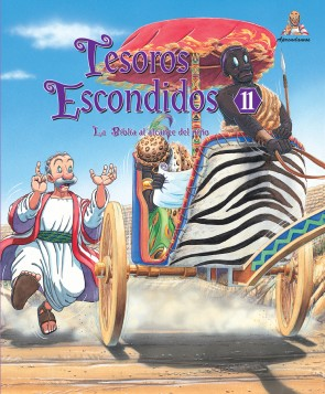 Tesoros escondidos. Volumen 11