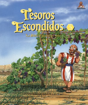 Tesoros escondidos. Volumen 5