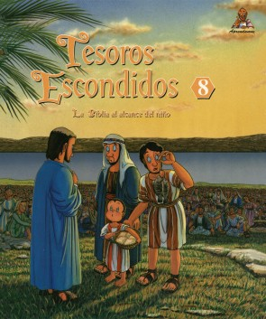 Tesoros escondidos. Volumen 8