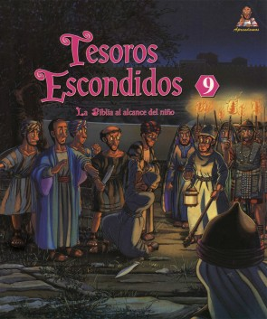Tesoros escondidos. Volumen 9