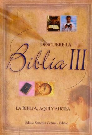 Descubre la Biblia III