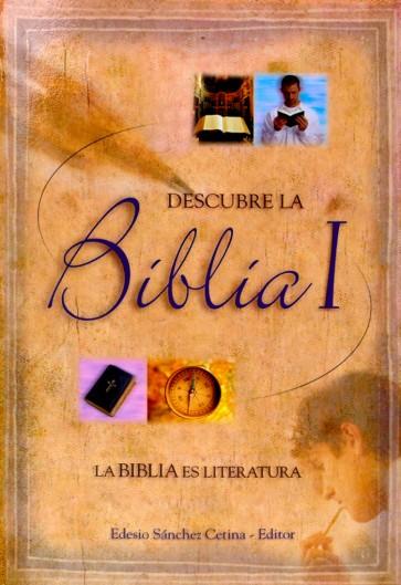 Descubre la Biblia I [Discover the Bible I]
